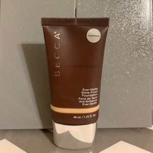 Becca Ever Matte Shine Proof Foundation